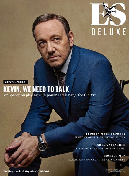Kevin Spacey / Charlie Gray Photographer